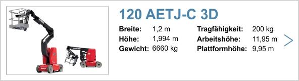 Vermietung Manitou 120 AETJ-C 3D